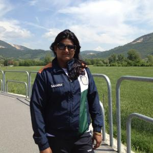 Seema Tomar finishes 5th in shooting World Cup