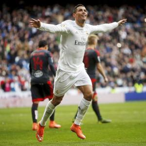 Dream to stay at Real Madrid for years to come: Ronaldo