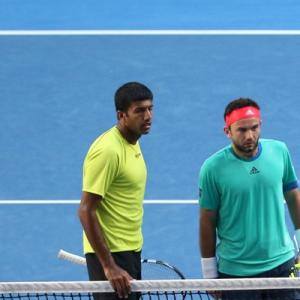 Bopanna-Mergea pair ousted from Indian Wells Masters