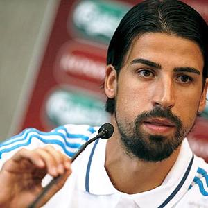 Juve's Khedira banned for two matches