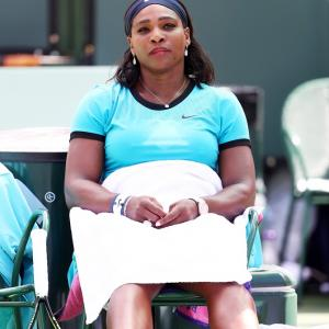 Like a boss! Serena responds to gender pay row