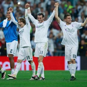 Champions League PIX: How Real tamed Manchester City to reach final