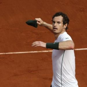 French Open: Murray survives; Wawrinka, Nishikori win