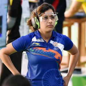 'Ayonika misled sports ministry, Narang did not follow training sched'