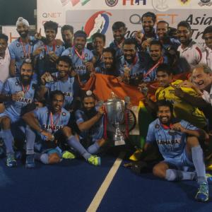 Hockey: How India outclassed arch-rivals Pakistan in final