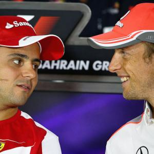 Massa and Button exits herald F1 generation change