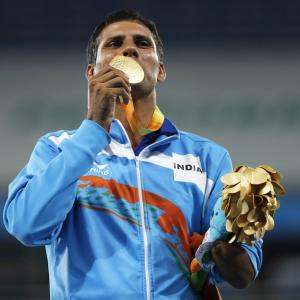 Rio Paralympics: Javelin thrower Jhajharia creates history, wins another gold