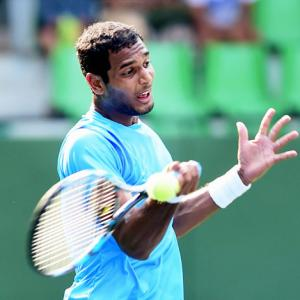 Tennis: Ramkumar to play Johnson in Newport final