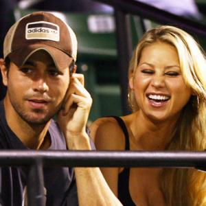 Enrique Iglesias-Kournikova are parents to twins!