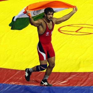 Sushil's Phoenix-like rise exposes Indian wrestling's sorry tale