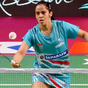 I need more time to get to full fitness: Saina