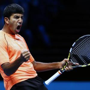 Monte Carlo Masters: Bopanna, Cuevas reach quarters
