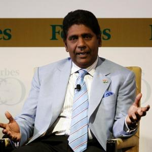 Amritraj on how India can be among the elite in Davis Cup