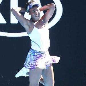 Venus in dreamland as she twirls into family final