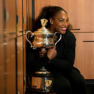 Serena Williams, the Greatest Of All Time