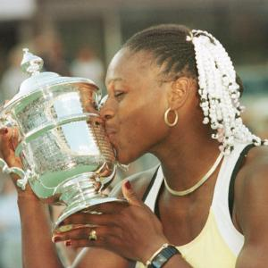 PHOTOS: Revisit Serena Williams's 23 grand slam singles titles