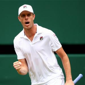 Wimbledon: Querrey shocks defending champion Murray in quarters