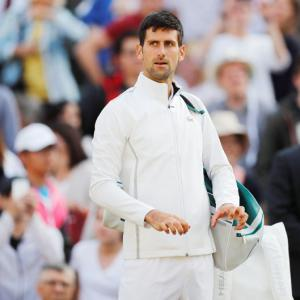 Felled Djokovic considers break after 18 painful months