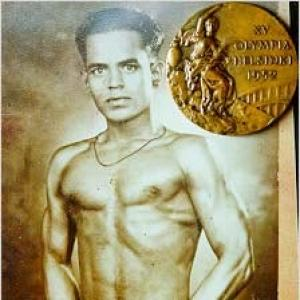 SHOCKING! Khashaba Jadhav's 1952 Olympic medal up for auction...