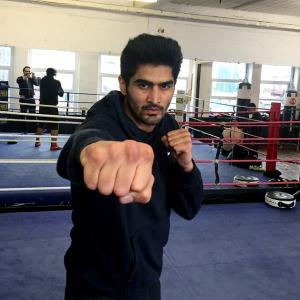 Beware China! Vijender ready to deliver knockout punch...