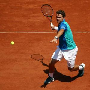 This former champ tells it straight on Day 5 at Roland Garros