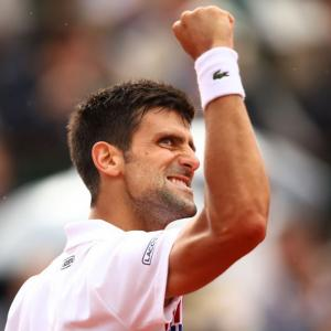 French Open: Djokovic escapes Schwartzman's clutches in five sets