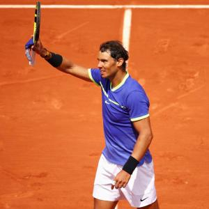 Djoko, Wawrinka will have to play 'match of their lives' to beat Nadal