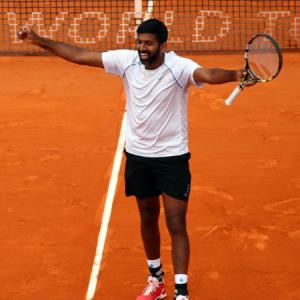 India at the French Open: Bopanna and Roger-Vasselin reach quarters