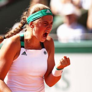 Ostapenko's dream at age 10: Winning French Open!