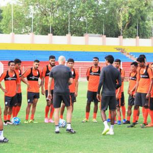 Constantine aims to unearth talents with goal to make AFC U-23 C'ship