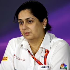 First female F1 team boss Monisha leaves Sauber