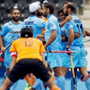 India lose to Malaysia, crash out of HWL Semi-Final