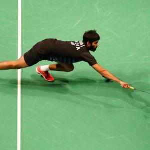 Australian Open: Srikanth to face Praneeth in quarter-final