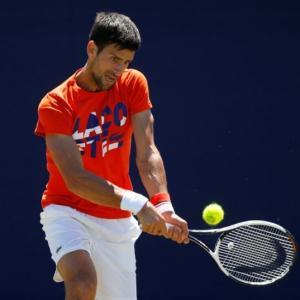 Djokovic to have Agassi in his corner throughout Wimbledon