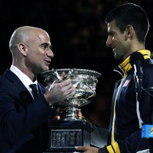 'Agassi could bring something special to Djokovic'