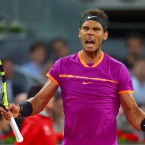 Can anyone in men's draw challenge Nadal at French Open?