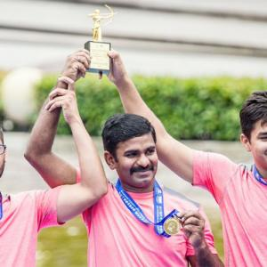 World Cup Archery: Indian men win gold in Compound Team event