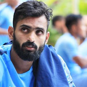 Sacked Vineeth gets Sports Ministry backing