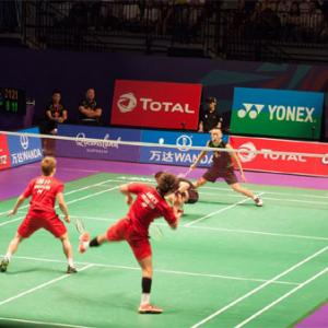 Sudirman Cup: India shuttlers qualify for knockout stage