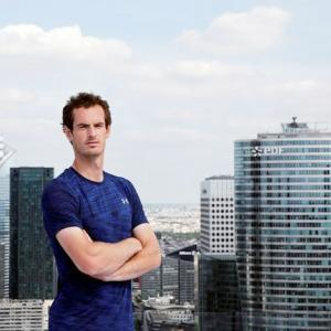 World No 1 Murray finds it tough to motivate himself