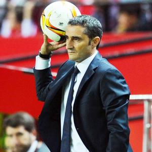 Meet Barcelona's new coach