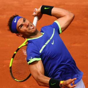 Nadal brushes aside France's Paire in opener