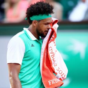 Underperforming French men a disappointment at Roland Garros