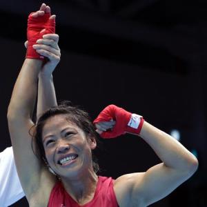 Mary Kom in quarters of Asian Boxing Championship