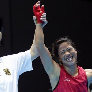 Every medal I have won is a story of a difficult struggle: Mary Kom