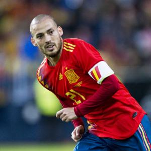 Football friendlies: Silva leads Spain's assault on Costa Rica