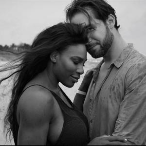 Hitched! Serena Williams and Alexis Ohanian say 'I do'