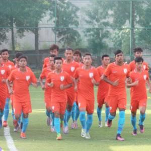 FIFA U-17 WC: Post your good wishes to the Indian Team #backtheblue