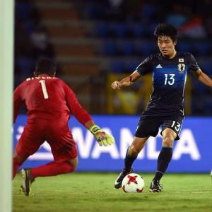 U-17 WC: Nakamura 'tricks' Japan to win; Iran hold Mexico to a draw