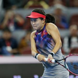 Sports Shorts: Unseeded Zhu upsets Kvitova in Tianjin opener